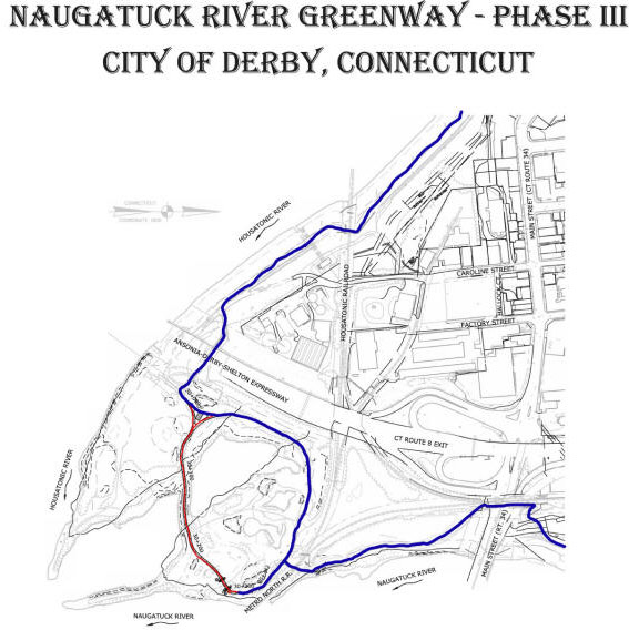 Naugatuck River Greenway Phase III